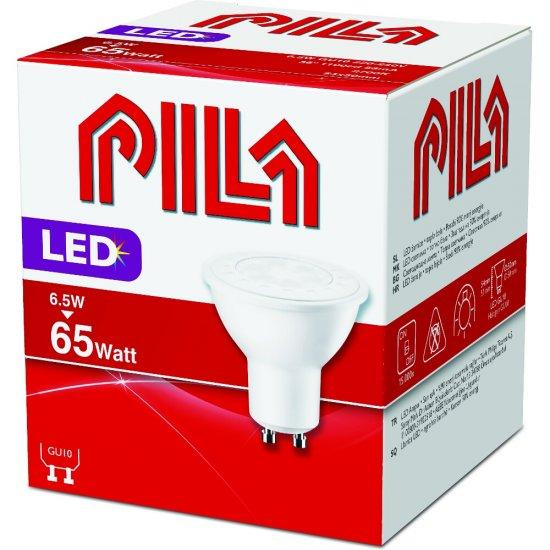 Żarówka LED 6,5W GU10 biała ciepła 8718696534205 Pila