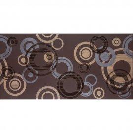 Gres szkliwiony AMARANTE brązowy inserto modern poler 29,7x59,8 gat. I