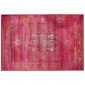Dywan Kaleidoscope 200x280 1332 C czerwony Family Fabrics