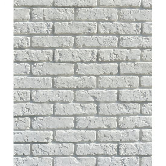 Kamień dekoracyjny RETRO BRICK WHITE biały 0,38 m2/op. Stone Master