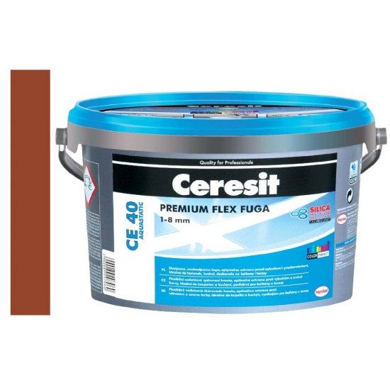 Fuga elastyczna CERESIT CE 40 brown 5 kg