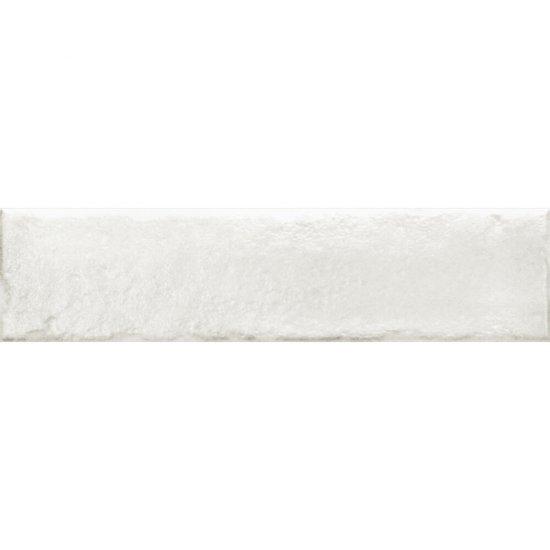 Gres hiszpański VITORIA biały 6x24,5