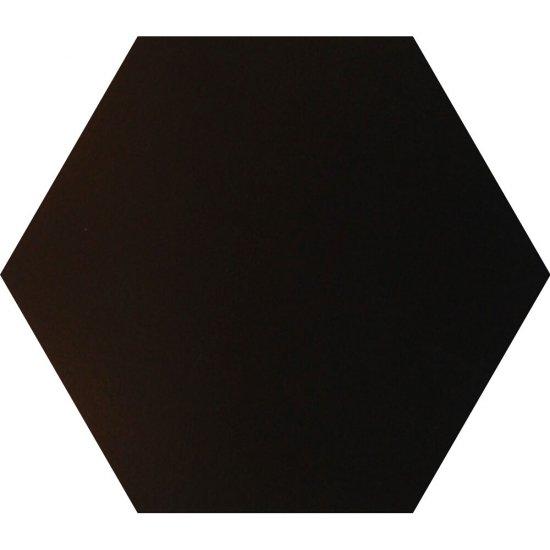 Gres hiszpański heksagonalny HEXAGONAL czarny 20