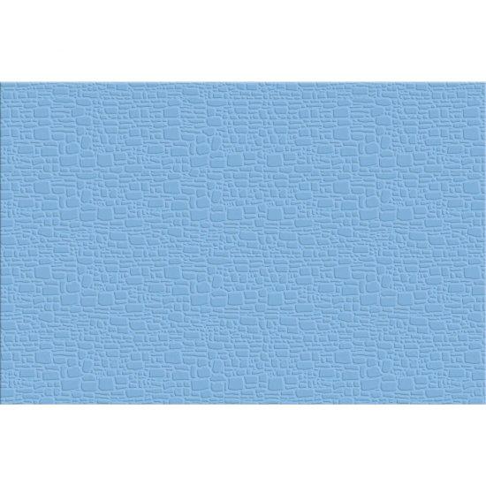 Płytka ścienna POLINESIA niebieska błyszcząca 30x45 gat. I