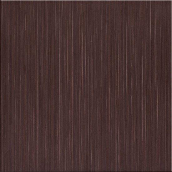 Płytka podłogowa TANAKA brązowa mat 33,3x33,3 gat. II