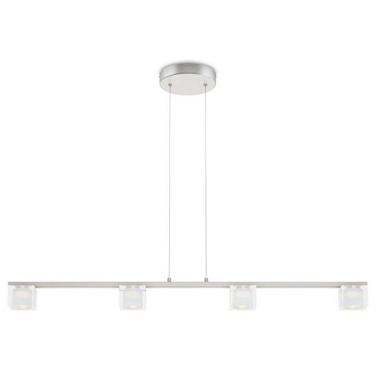 Lampa wisząca TIBRIS 4xLED 36762/17/16 Philips