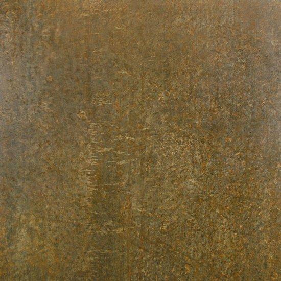 Gres hiszpański HIERRO miedziany rektyfikowany 59x59