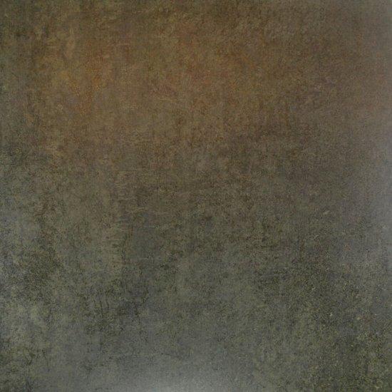 Gres hiszpański HIERRO szary rektyfikowany 59x59