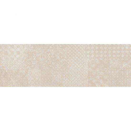 Płytka ścienna SOFT MARBLE kremowa inserto mat 24x74 gat. I