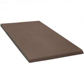 Klinkier LOFT brązowy parapet B mat 13,5x24,5 gat. I