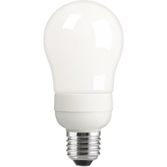 Świetlówka kompaktowa Electronic GLS T2 8W E14 FLE8GLS/T2/840/E14 GE Lighting