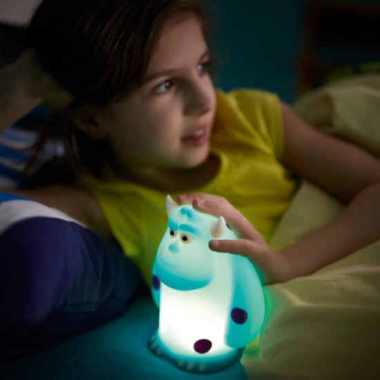 Lampa dziecięca LED SULLEY USB 71883/25/P0 Philips