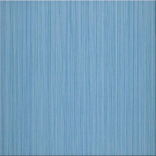 Płytka podłogowa MAURI niebieska mat 33,3x33,3 gat. II