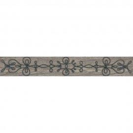 Gres szkliwiony ANCONA szary listwa classic 9x59,3 gat. I