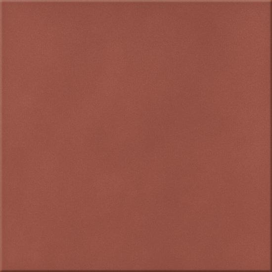 Klinkier LOFT czerwony mat 30x30 gat. I