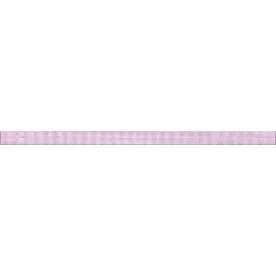 Płytka ścienna CAPRI fioletowa listwa błyszcząca 2,5x50 gat. I