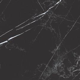 Gres szkliwiony UNIVERSAL FLOORS czarny mat 59,3x59,3 gat. I