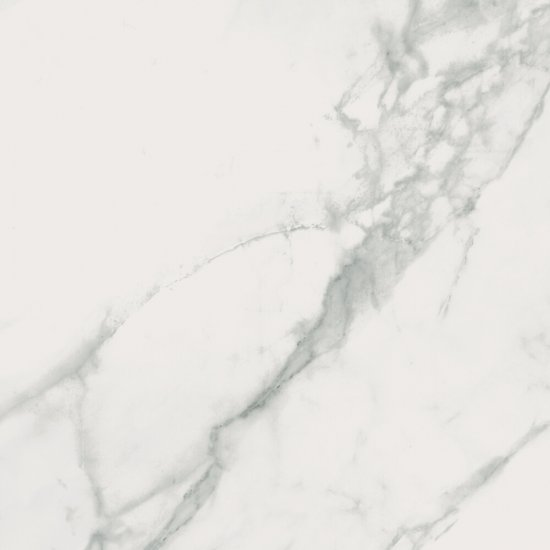 Gres szkliwiony CALACATTA MARBLE biały poler 59,8x59,8 gat. II