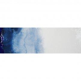Dekor hiszpański KOLORY niebieski 4 30x90 ściana