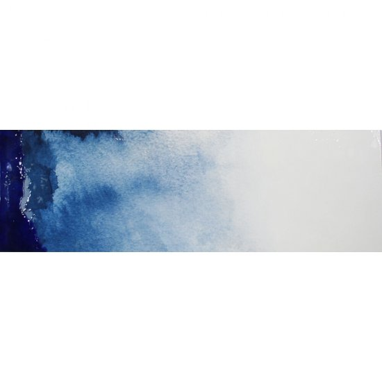 Dekor hiszpański KOLORY niebieski 7 30x90 ściana