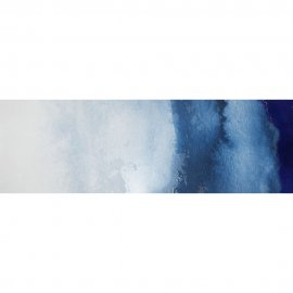 Dekor hiszpański KOLORY niebieski 8 30x90 ściana