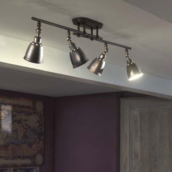 Lampa sufitowa PETROL 4xE14 52134/43/10 Philips-Massive