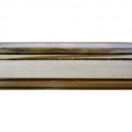 Dekor hiszpański ścienny CORDOBA miedziany 3 30x90
