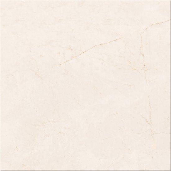 Płytka podłogowa SENO biała błyszcząca 33,3x33,3 gat. I