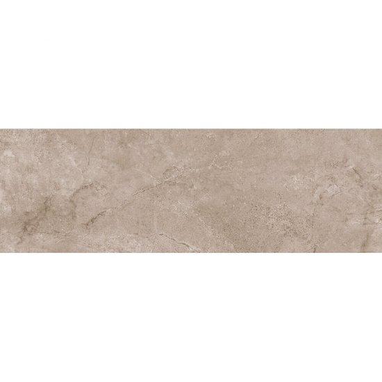 Płytka ścienna GRAND MARFIL brązowa mat 29,7x90 gat. II