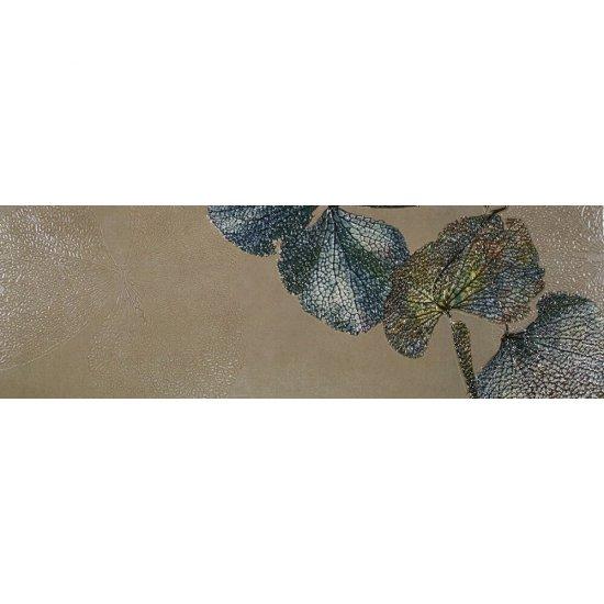 Dekor hiszpański HOJAS D 25x75 ściana