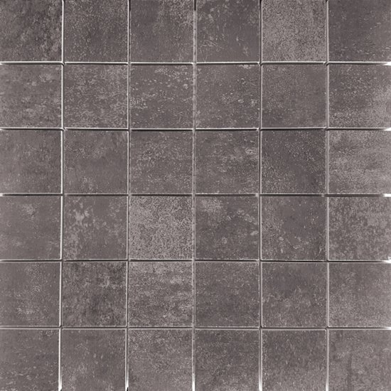 Mozaika hiszpańska HIERRO szary 30x30