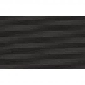 Płytka ścienna NEGRA czarna błyszcząca 25x40 gat. II