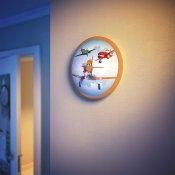 Plafon dziecięcy LED SAMOLOTY 71760/53/16 Philips