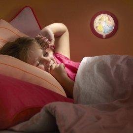 Plafon dziecięcy LED KSIĘŻNICZKI 71765/28/16 Philips