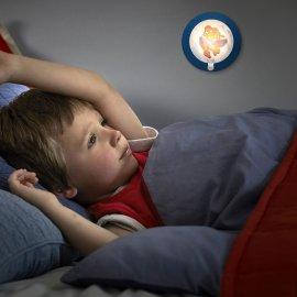 Plafon dziecięcy LED SPIDER-MAN 71765/40/16 Philips
