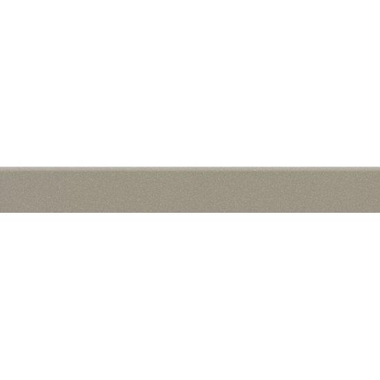 Gres zdobiony MOONDUST ciemnoszary cokół mat 7,2x59,4 gat. I*