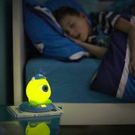 Lampa dziecięca LED SOFTPAL MIKE POTWORY I SPÓŁKA 71705/33/16 Philips