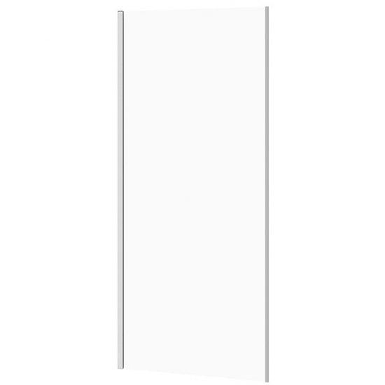 Ścianka kabiny prysznicowej CREA przesuwna 90x200 szkło transparentne