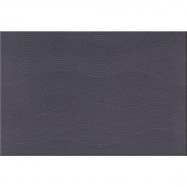 Płytka ścienna ALVA grafitowa błyszcząca 30x45 gat. II