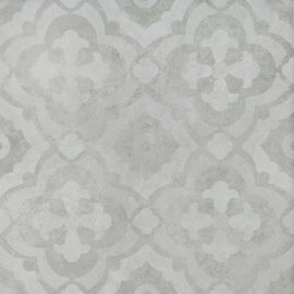 Gres szkliwiony PATCHWORK CONCEPT jasnoszary kobe mat 29,8x29,8 gat. I