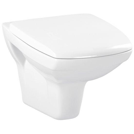 Miska WC podwieszana CARINA NEW CleanOn
