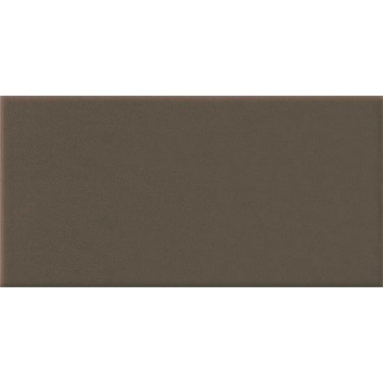 Klinkier SIMPLE BROWN brązowy podstopnica mat 14,8x30 gat. I*