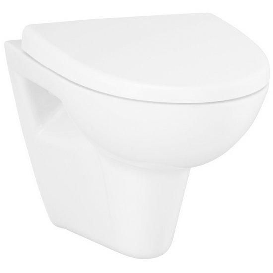 Miska WC podwieszana PARVA NEW CleanOn