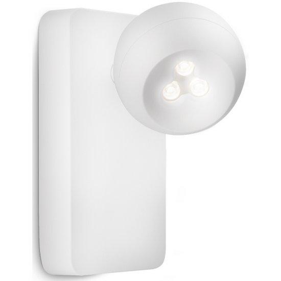 Lampa sufitowa jednopunktowa UNIVERSA 1x6W SELV 57945/31/16 Philips