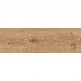 Gres szkliwiony SANDWOOD brązowy mat 18,5x59,8 gat. I