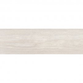 Gres szkliwiony FINWOOD biały mat 18,5x59,8 gat. I