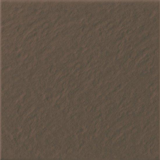 Klinkier SIMPLE BROWN brązowy 3-D mat 30x30 gat. I*