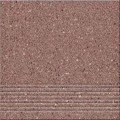 Gres techniczny HYPERION brązowy stopień h5 mat 29,7x29,7 gat. I