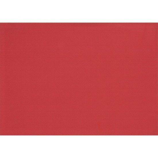 Płytka ścienna OPTICA czerwona błyszcząca 25x35 gat. II