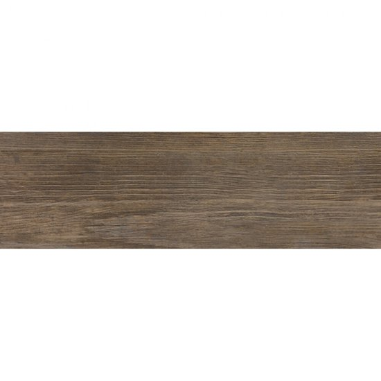 Gres szkliwiony FINWOOD brązowy mat 18,5x59,8 gat. I